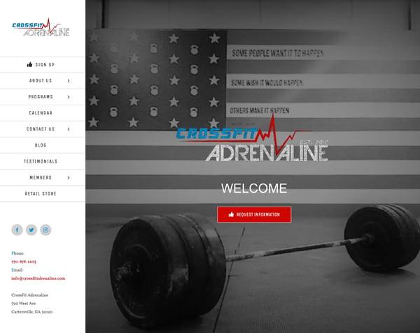 CrossFit Adrenaline Before