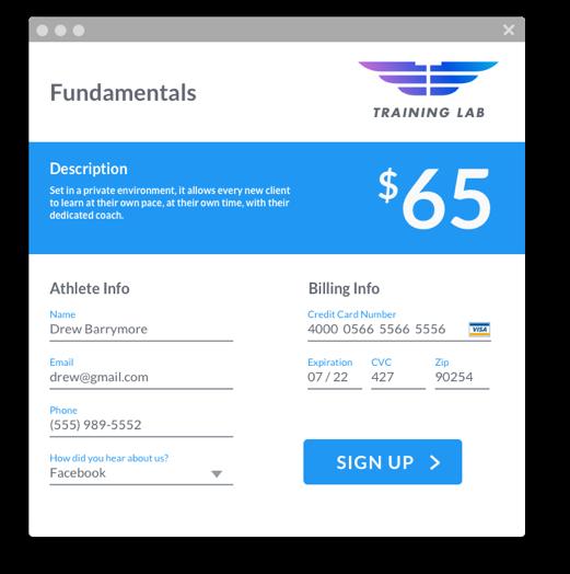 Features-website-integration
