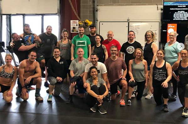 CrossFit Flight knows that keeping clients happy is the key to business success!